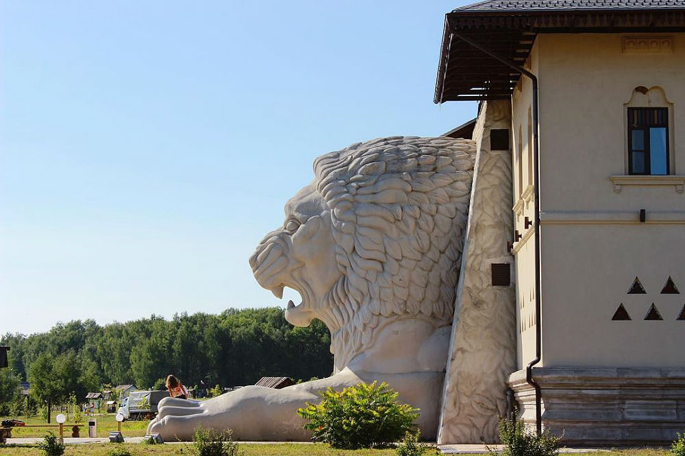 Фото: Этномир в Боровске