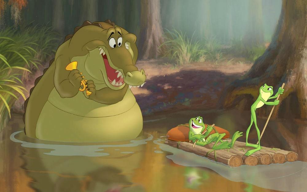 Фото: Мультфильм «Принцесса и лягушка»