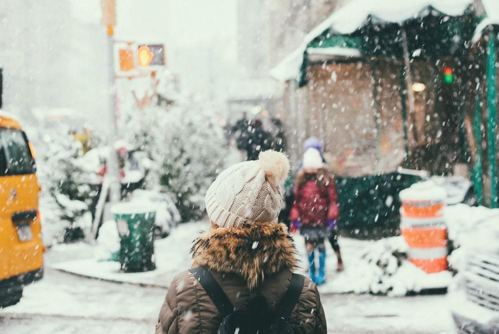 Фото: Зима