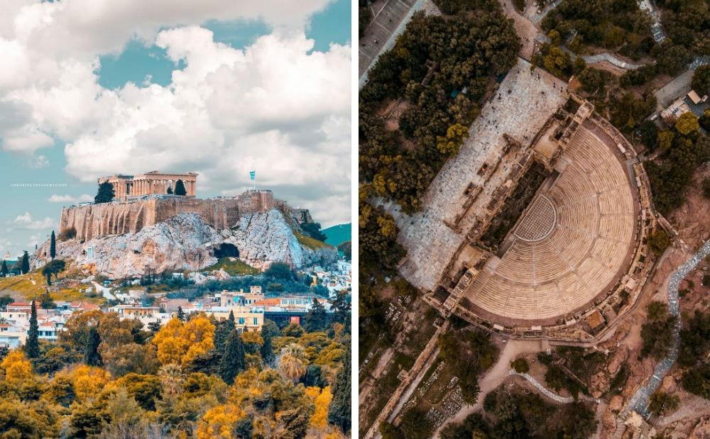 Фото: Афины  Афины глазами местного жителя athens 2