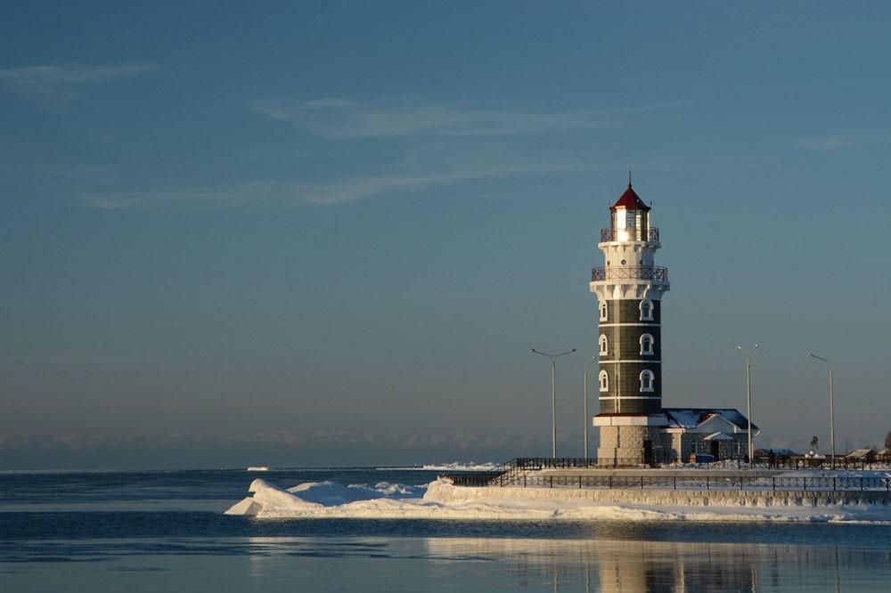 Фото: Байкальский маяк