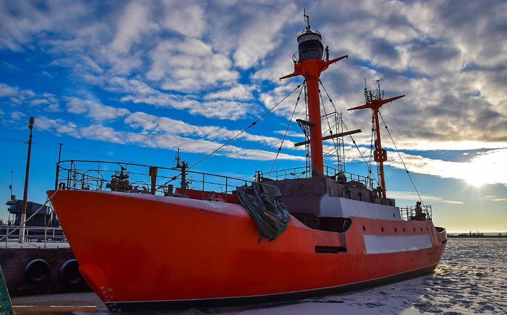 Фото: «Ирбенский» маяк