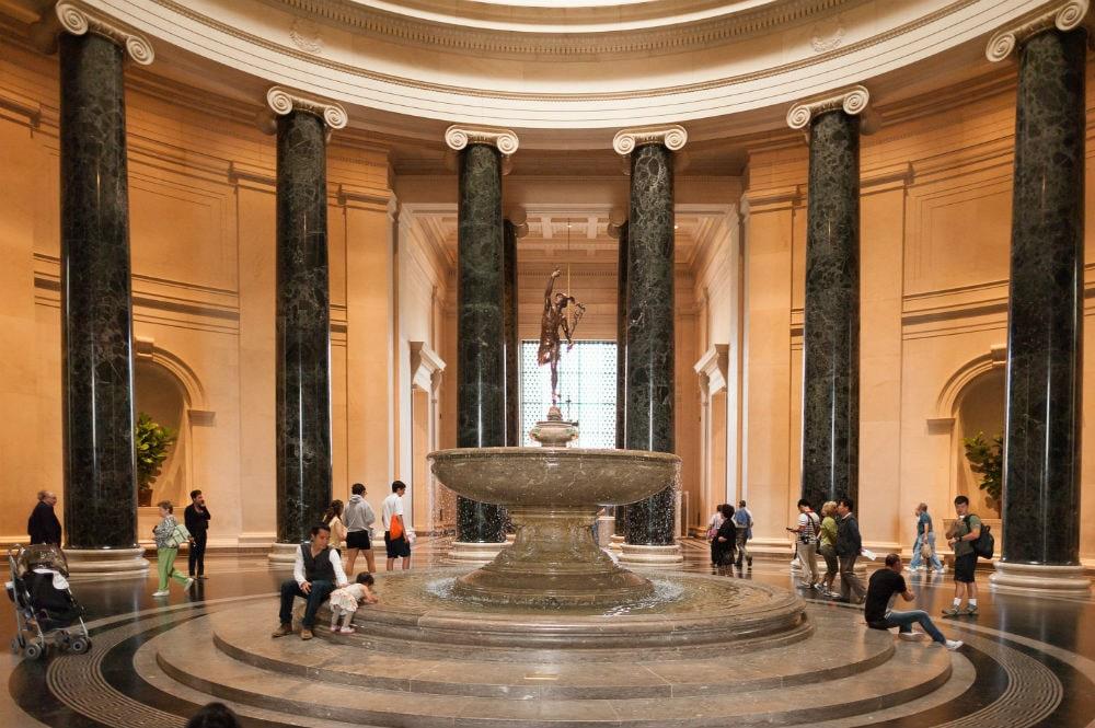 Фото: Национальная галерея искусства, Вашингтон 7 лучших музеев мира с абсолютно бесплатным входом 7 лучших музеев мира с абсолютно бесплатным входом gallery of art washington