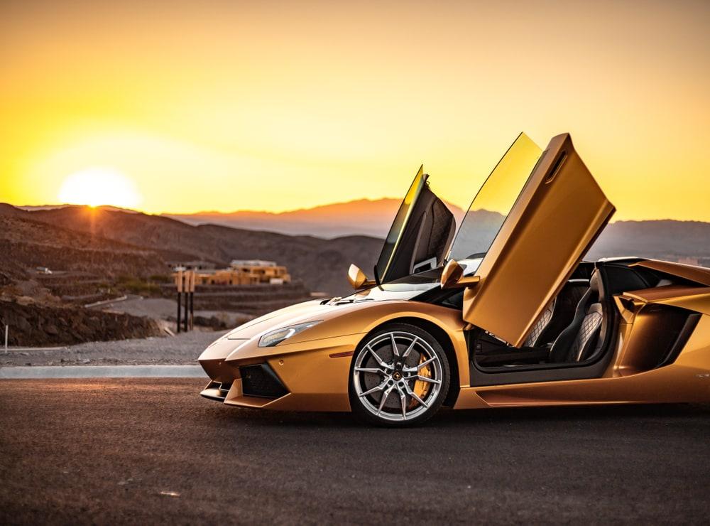 Фото: Lamborghini Aventador