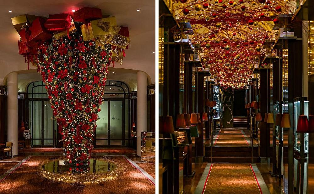 Фото: Le Royal Monceau-Raffles 10 отелей, которые под Новый год превращаются в сказку 10 отелей, которые под Новый год превращаются в сказку le royal monceau raffles