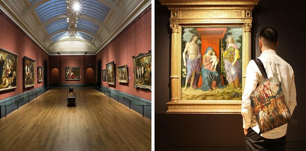 Фото: Лондонская национальная галерея 7 лучших музеев мира с абсолютно бесплатным входом 7 лучших музеев мира с абсолютно бесплатным входом london gallery