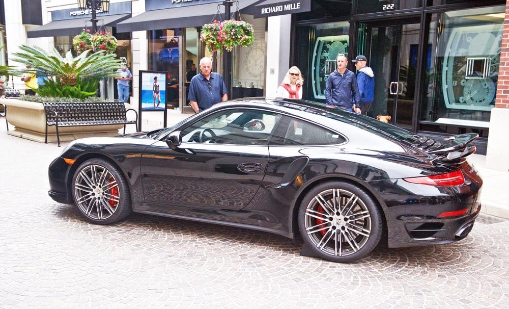 Фото: Porsche 911 Turbo