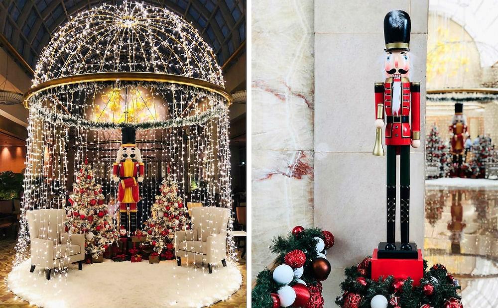 Фото: Ritz-Carlton Сингапур 10 отелей, которые под Новый год превращаются в сказку 10 отелей, которые под Новый год превращаются в сказку ritzcarlton singapore