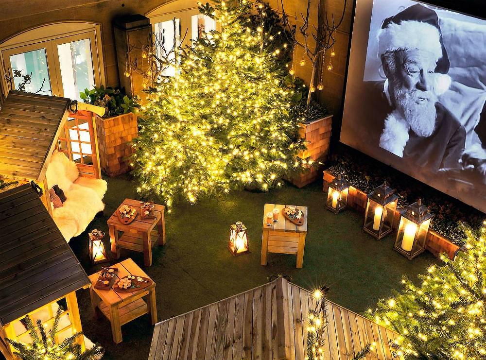 10 отелей, которые под Новый год превращаются в сказку 10 отелей, которые под Новый год превращаются в сказку the berkeley 2