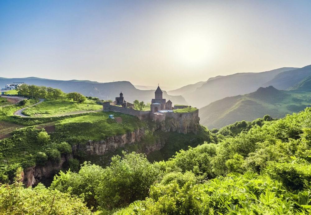 Фото: Армения  10 стран мира, стремительно набирающих популярность armenia 1
