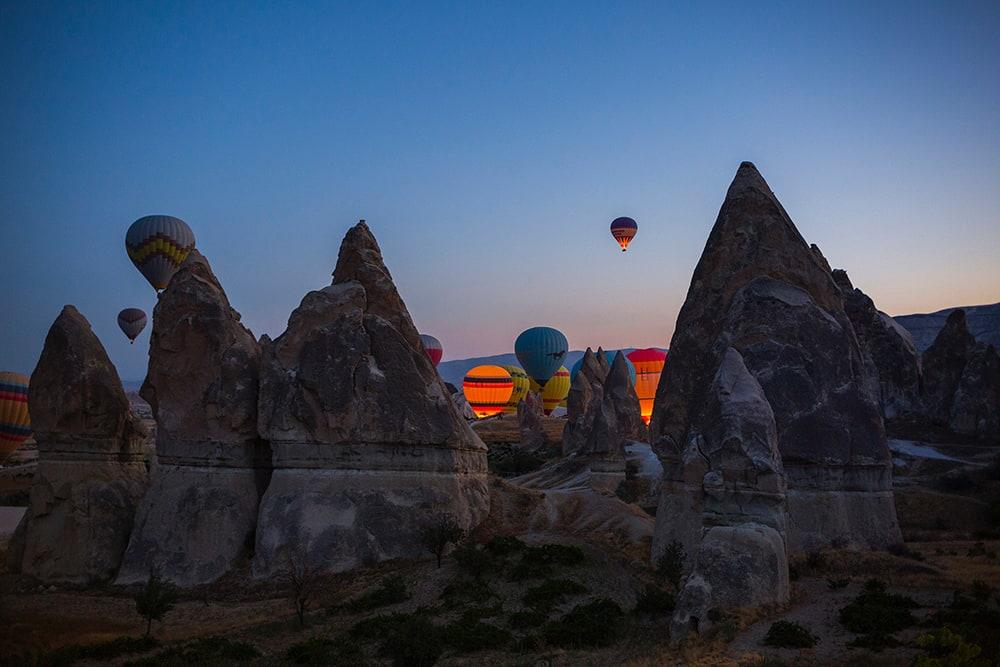 Фото: Каппадокия Каппадокия Каппадокия турция каппадокия воздушный шар отели Каппадокия Волшебная Каппадокия: воздушные шары, скальные города и причудливые долины cappadocia 3