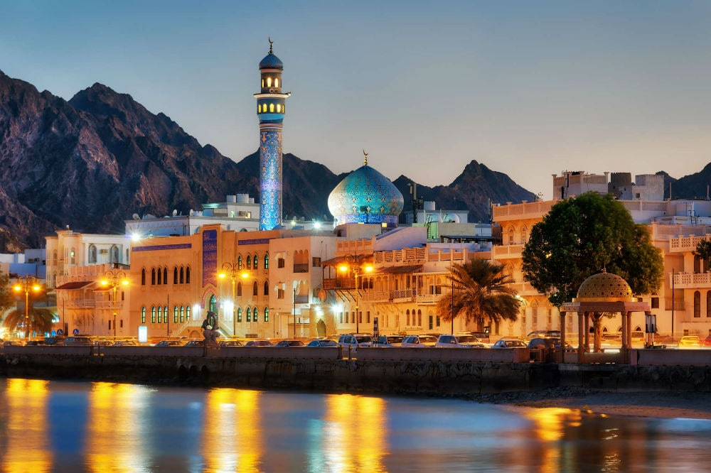 Фото: Оман  10 стран мира, стремительно набирающих популярность oman 2