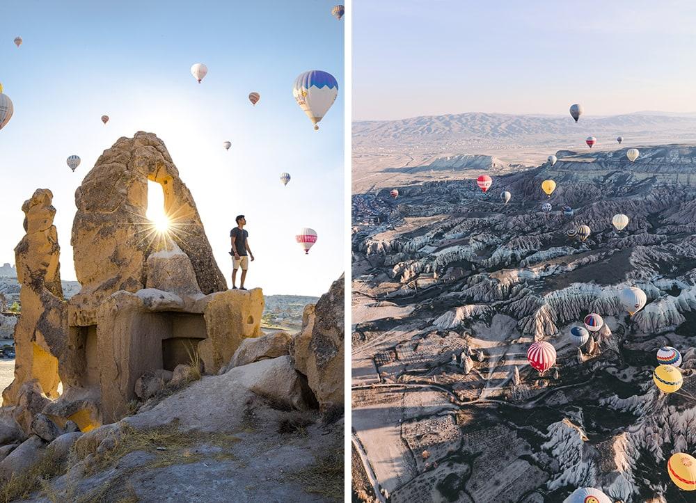 Фото: Каппадокия Каппадокия Каппадокия турция каппадокия воздушный шар отели Каппадокия Волшебная Каппадокия: воздушные шары, скальные города и причудливые долины cappadocia 10