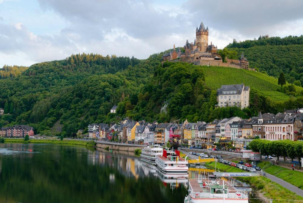 Фото: Город Кохем германия 10 завораживающих мест в Германии, о которых мало кто знает cochem 1