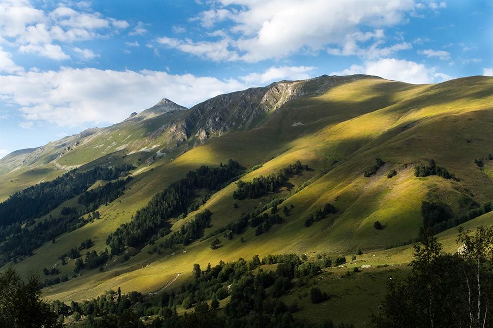 Фото: Горы