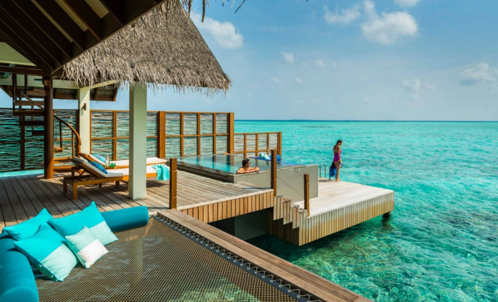 Фото: Four Seasons Resort Maldives