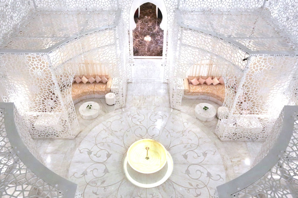 Фото: Royal Mansour 10 самых романтичных отелей мира И пусть весь мир подождёт: 10 самых романтичных отелей мира royal mansour