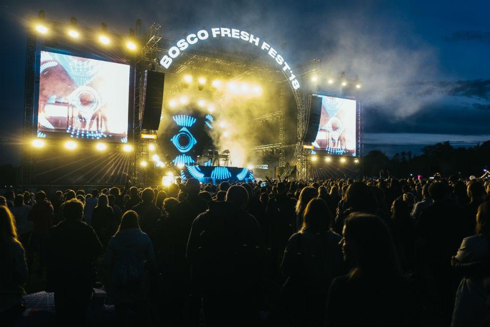 Фото: Bosco Fresh Fest