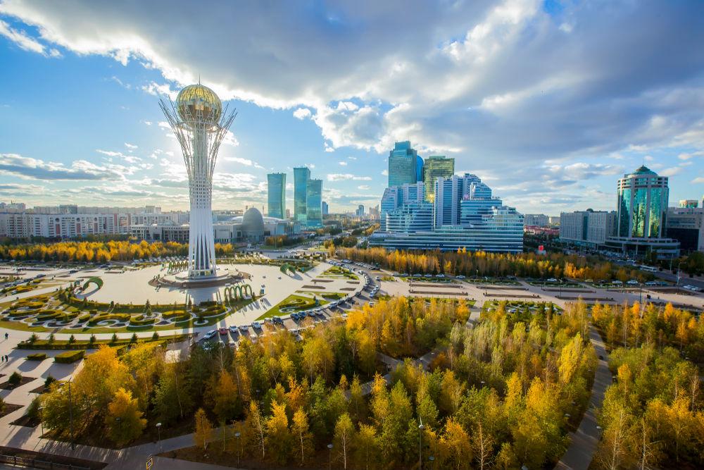 Фото: Астана