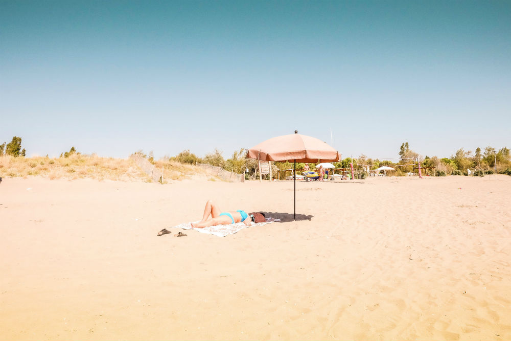 Фото: Пляж