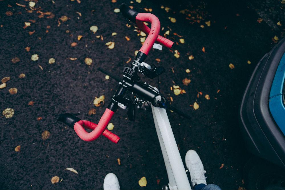 Фото: Велосипедист