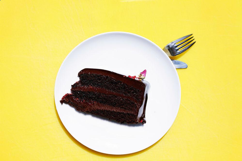 Фото: Шоколадный торт