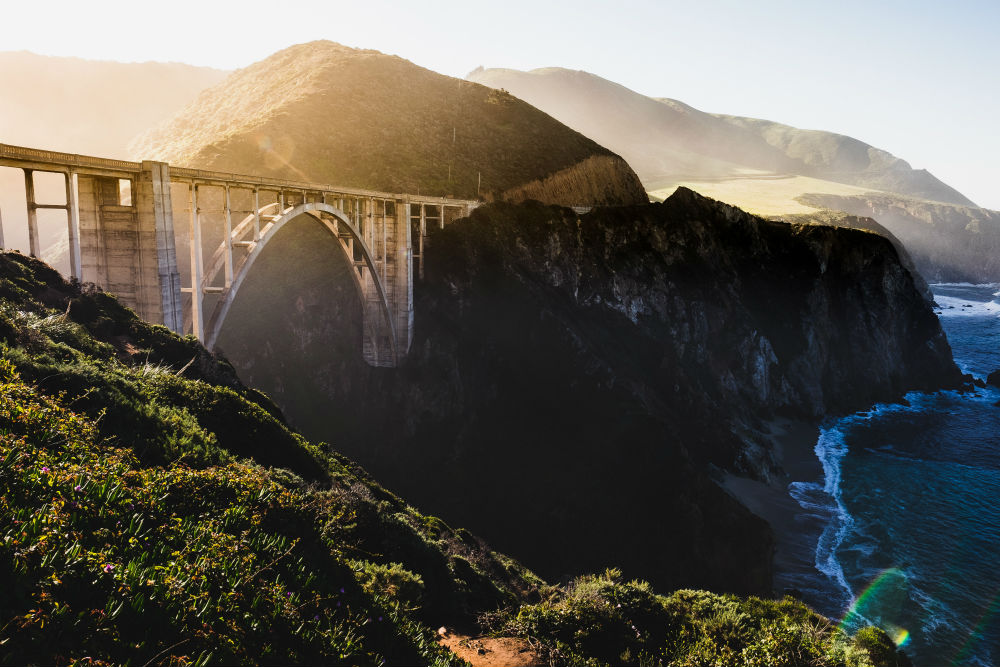 Фото: Мост Биксби