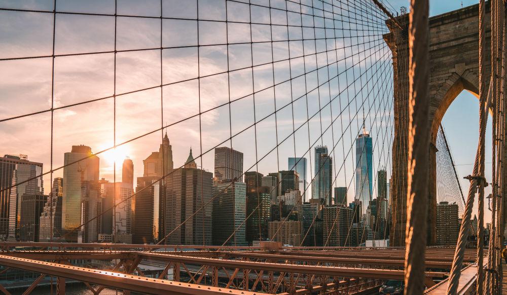 Фото: Бруклинский мост