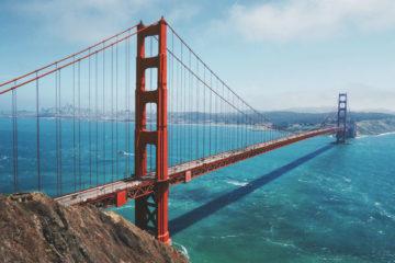 Фото: Мост «Золотые Ворота»