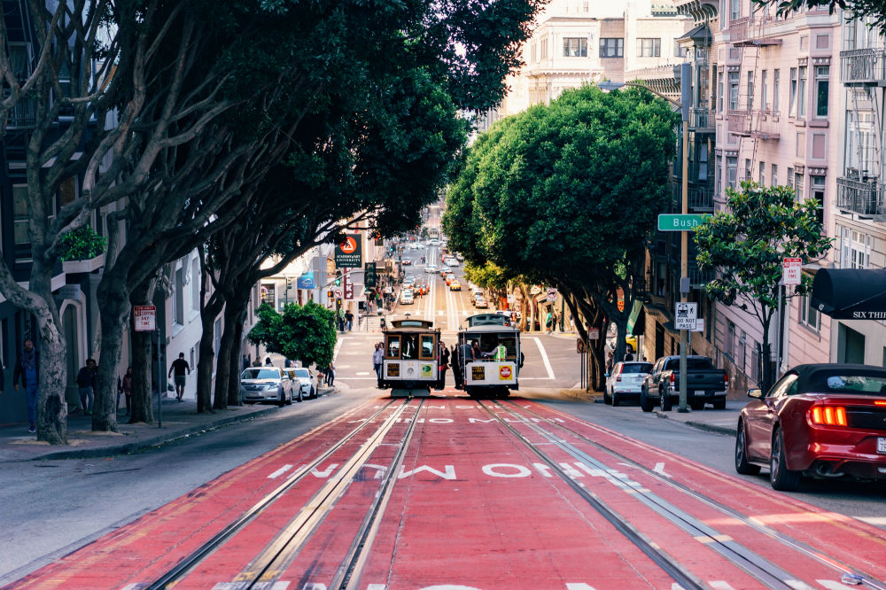 Фото: Сан-Франциско