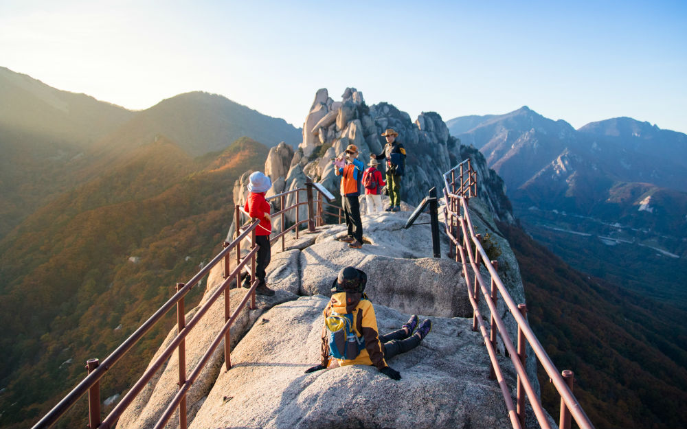 Фото: Национальный парк Сораксан