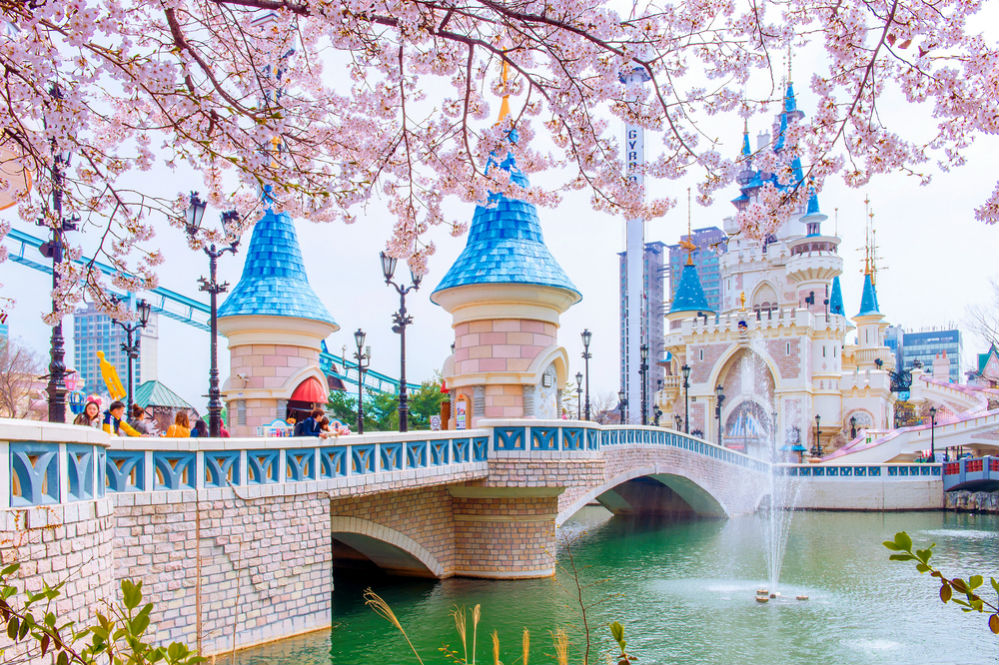 Фото: Lotte World