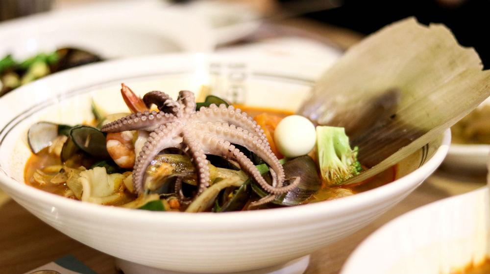 Фото: Южная Корея еда