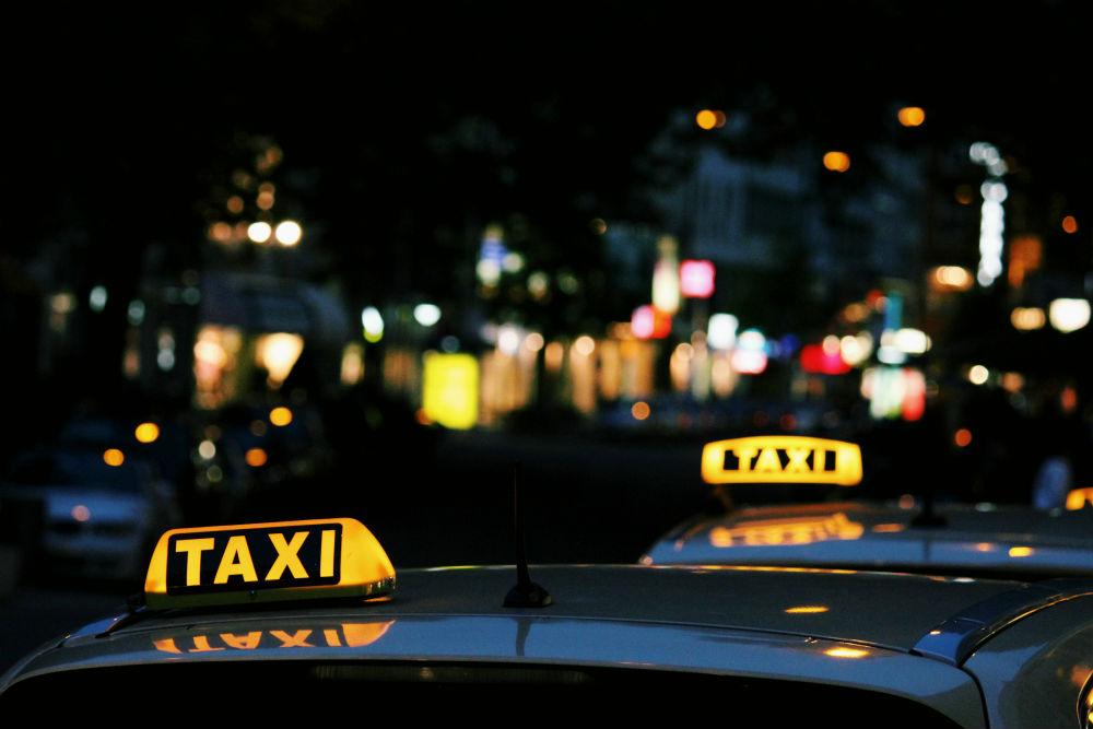 Фото: Такси
