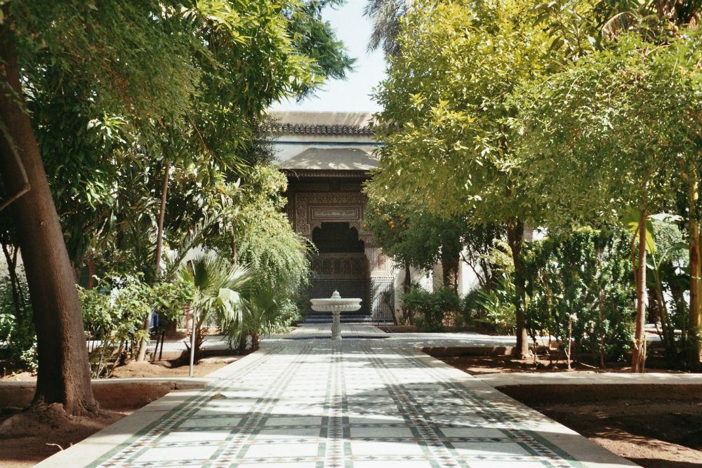 Фото: Дворец Бахия