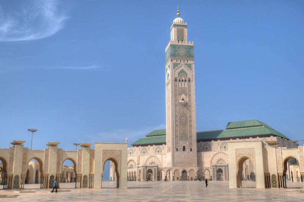 Фото: Мечеть Хасана II