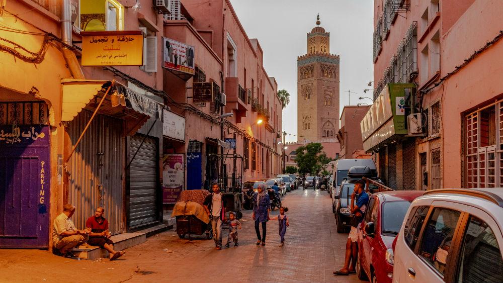 Фото: Мечеть Кутубия