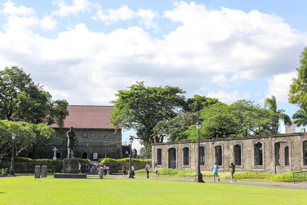 Фото: Форт Сантьяго