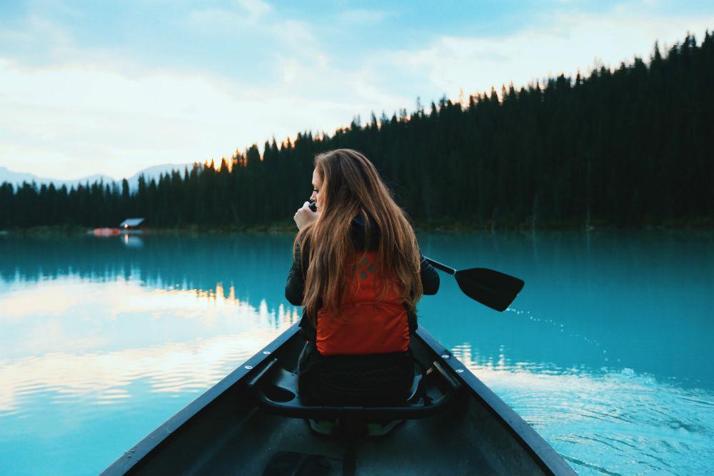 Фото: Озеро Луиз