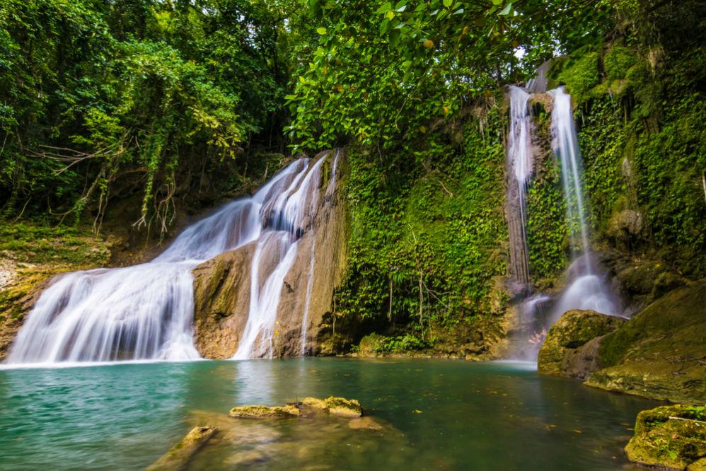 Фото: Водопады Пахангог