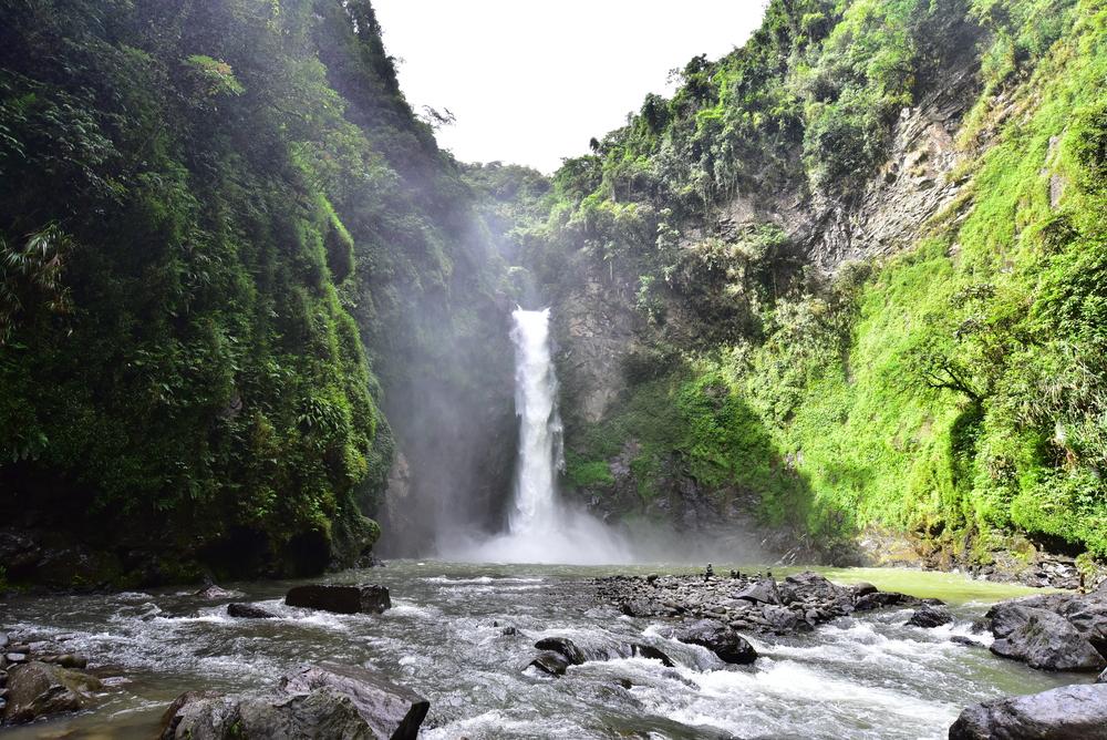 Фото: Водопад Тапия