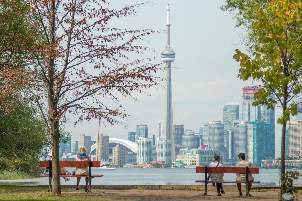 Фото: Торонто Айлендс