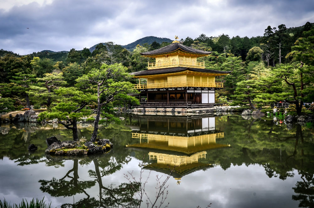 Фото: Храм Кинкаку-дзи