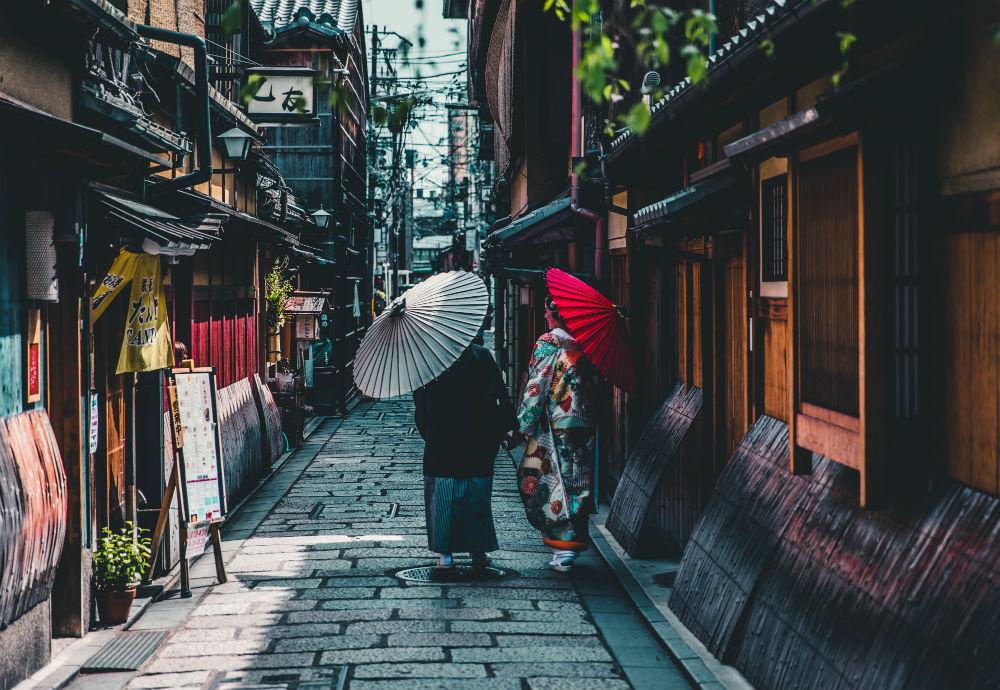 Фото: Киото