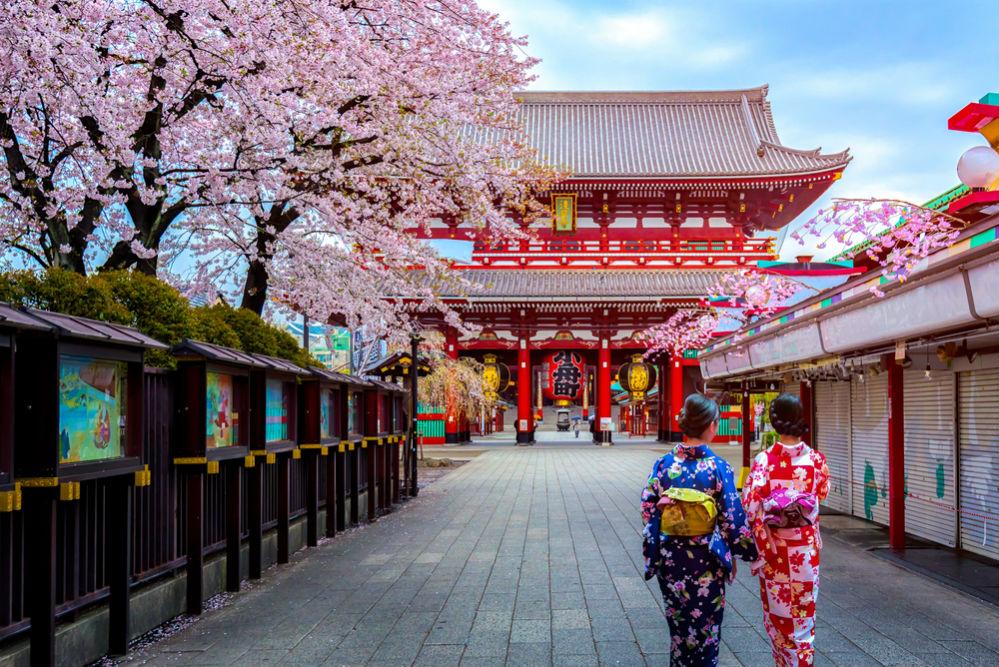 Фото: Храм Сэнсо-дзи