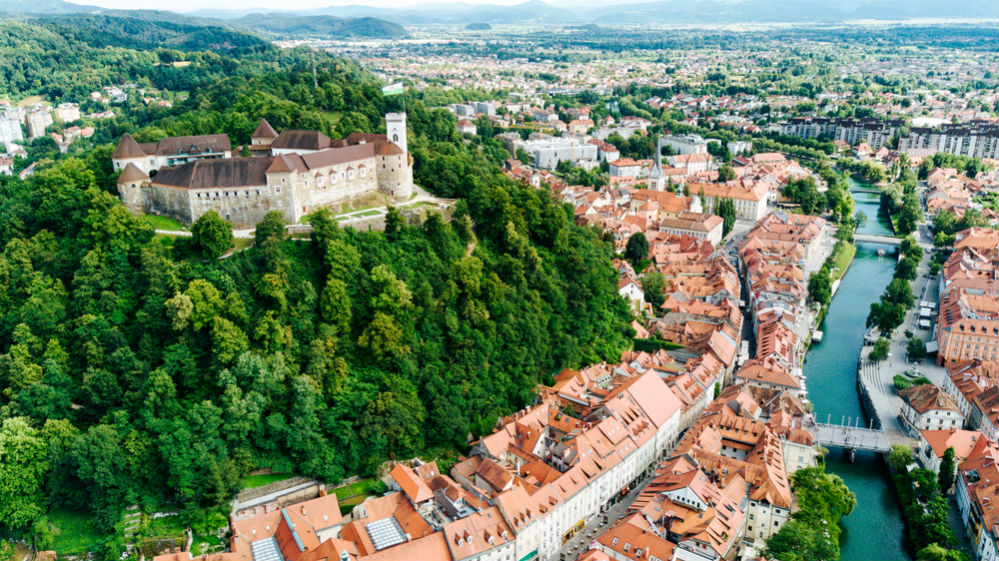 Фото: Любляна