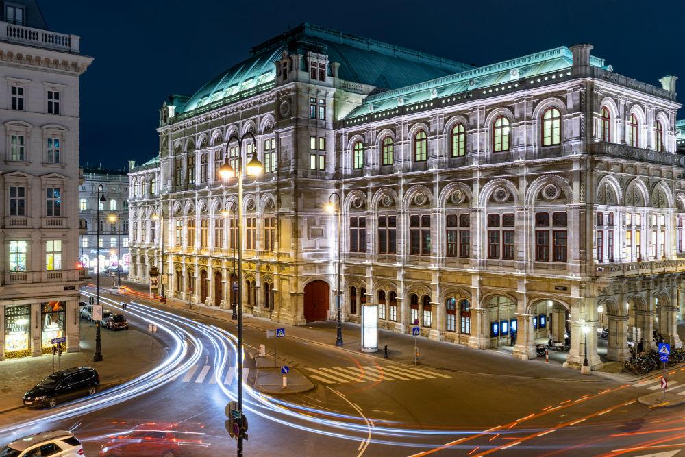 Фото: Венская опера