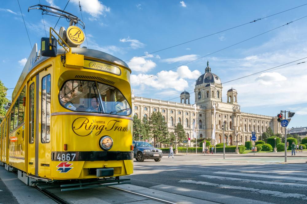 Фото: Vienna Ring Tram