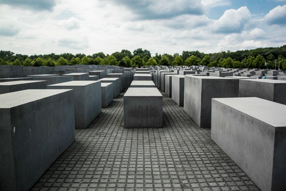 Фото: Мемориал жертвам Холокоста