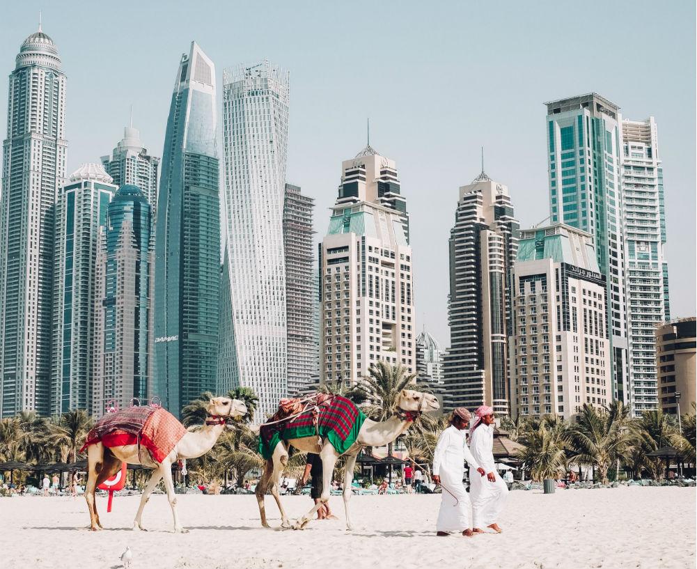 Фото: Дубай